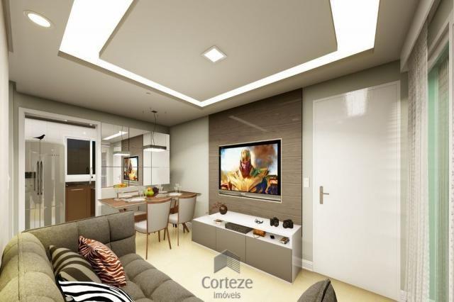 Apartamento 03 quartos(1 suíte) sacada churras. - Foto 6