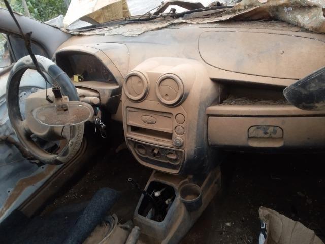Ford Ka sucata baixada no detran - Foto 2
