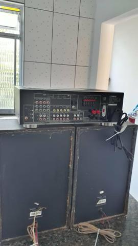 Receive Yamaha HTR 6130 - Foto 3