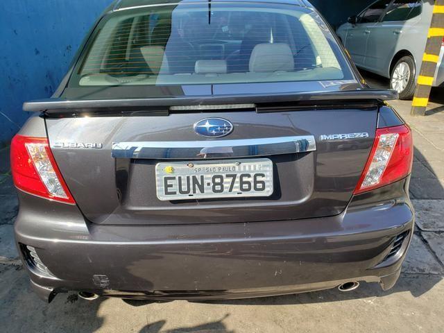 Subaru impreza sedan - Foto 7