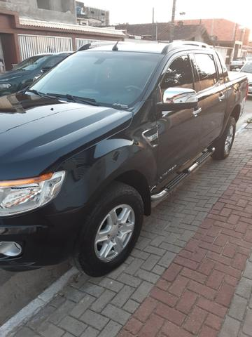 Ford ranger limited 4x4 2013 3.2 4p - Foto 8