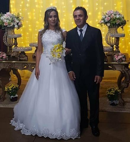 Vestidos de noivas e damas