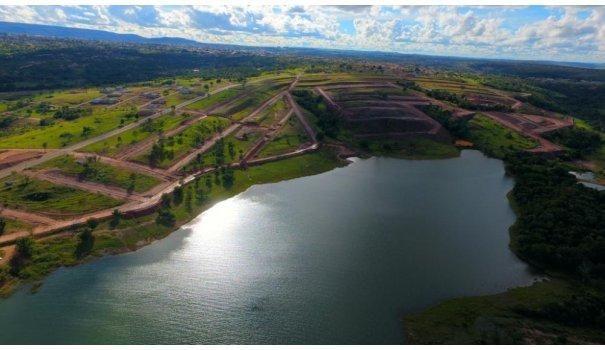 Lago Sul lotes Parcelados as Margens do Lago Corumbá em Caldas novas