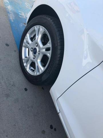 Ford Fiesta 1.6 SE Hatch Automático completo - Foto 5