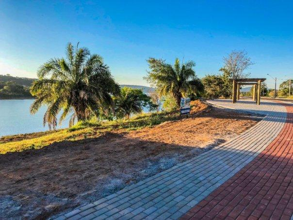 Lago Sul lotes Parcelados as Margens do Lago Corumbá em Caldas novas - Foto 20