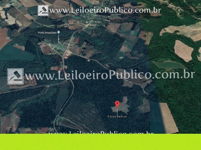 Prudentópolis (pr): Imóvel Rural 32.065,00m² mfwsy dgovi