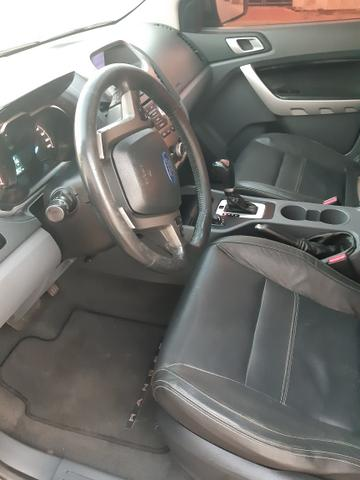 Ford ranger limited 4x4 2013 3.2 4p - Foto 7