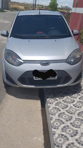 Fiesta sedan, completo sem detalhes pra fazer é pegar e rodar - Foto 8
