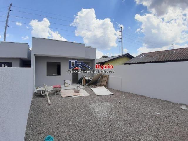 Linda casa com Jardim De Inverno no bairro Eucaliptos de Fazenda Rio Grande! - Foto 15