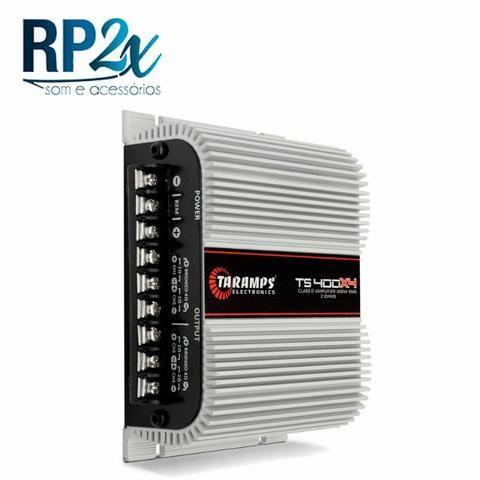 Módulo Taramps Ts400 Amplificador Digital 4 Canais Ts400x4