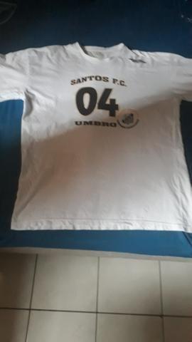 3 camisas M santos 50 Reais todas - Esportes e ginástica - Sit ... 080ba7f409293