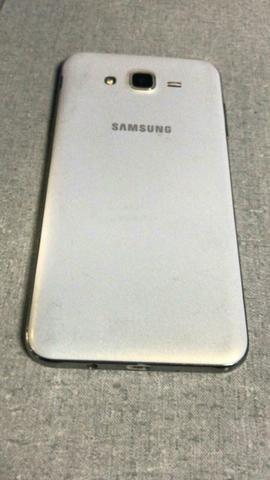 Samsung j7 branco