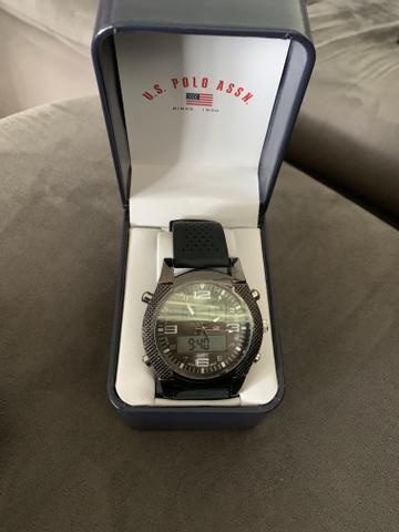 57c88eabbb0 Relógio US POLO vindo do USA - Bijouterias