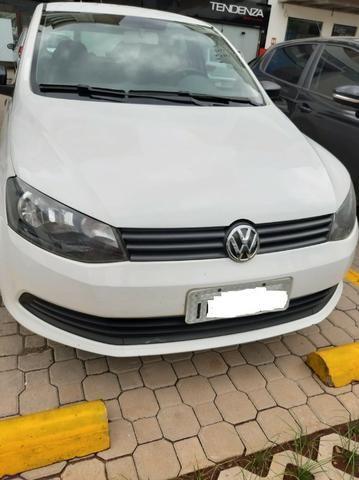 Vw - Volkswagen Gol 1.0 City Branco - Foto 4