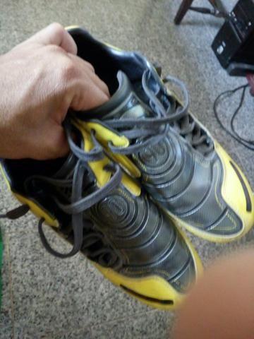 68618552e7 Chuteira Nike total 90 - Esportes e ginástica - Padre Eustáquio ...