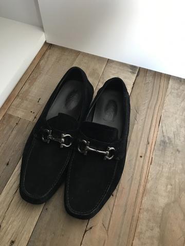 Sapato Ferragamo 100% original - Roupas e calçados - Cerqueira César ... 33a41f26c3