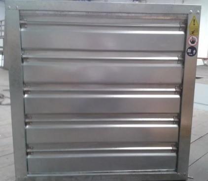Exaustor/insuflador Quadrado 900x900mm