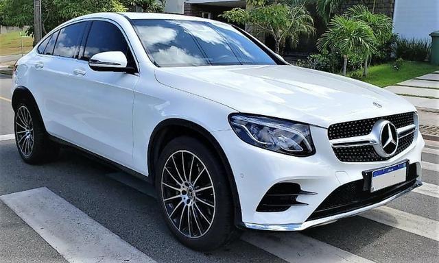 Mercedes-benz Glc Coupê 2018/2018, novíssimo, com apenas 10.000 km! Oportunidade! - Foto 2