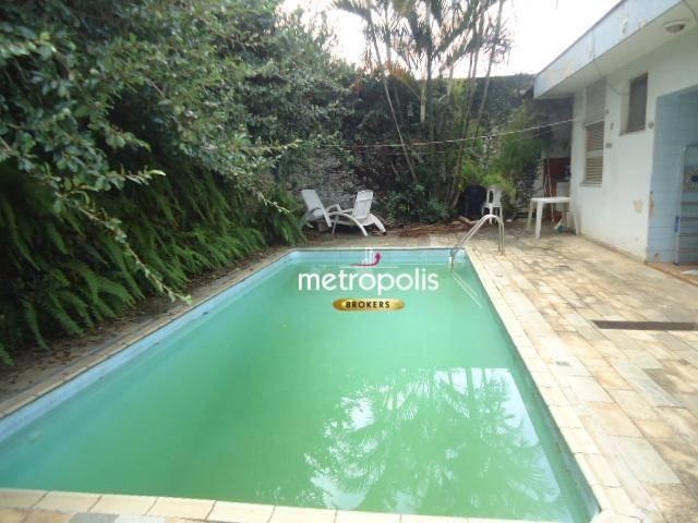 Casa para alugar, 500 m² por r$ 8.500,00/mês - barcelona - são caetano do sul/sp - Foto 20