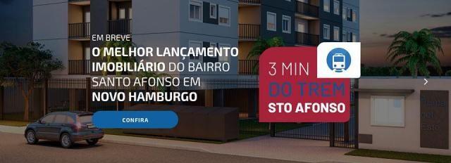Residencial punta del este, apartamento 2 dormitórios eleva padrão do bairro santo afonso - Foto 11
