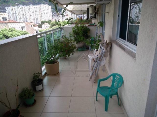 Apartamento com 3 dormitórios à venda, 94 m² por r$ 695.000,00 - grajaú - rio de janeiro/r - Foto 2