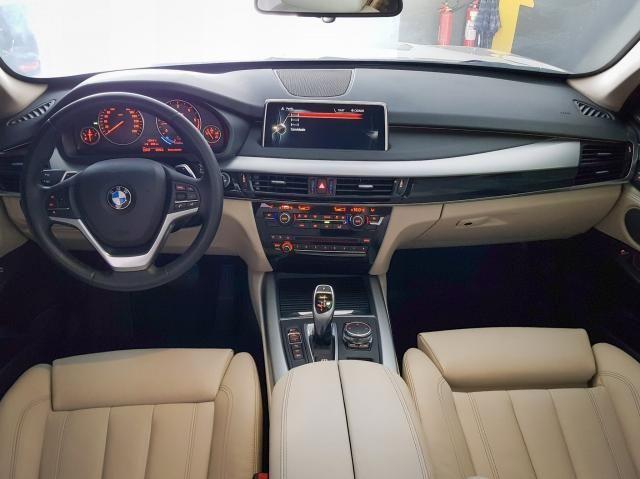 BMW X5 2017/2017 3.0 4X4 30D I6 TURBO DIESEL 4P AUTOMÁTICO - Foto 6
