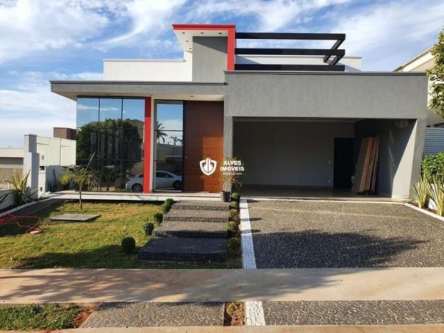 Maravilhosa Casa No Condomínio Quinta Das Tipuanas-A49