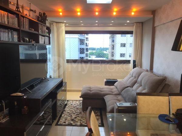 Apartamento no Gilberto Guimarães com 3 quartos no Alto da Glória em Goiânia - Foto 4