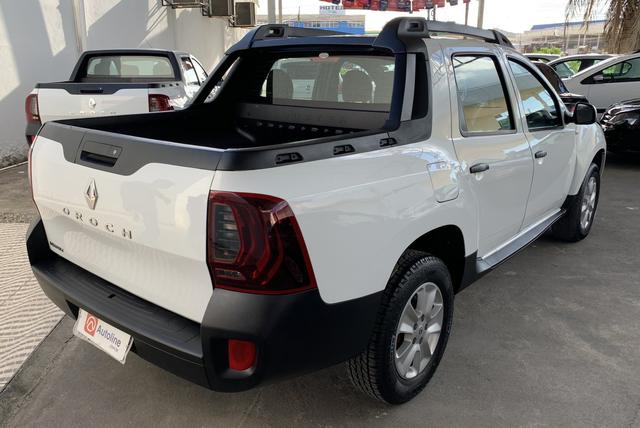 Renault duster oroch expression ano 2016/2016 - Foto 8