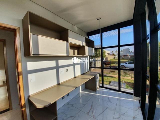 Maravilhosa Casa No Condomínio Quinta Das Tipuanas-A49 - Foto 2