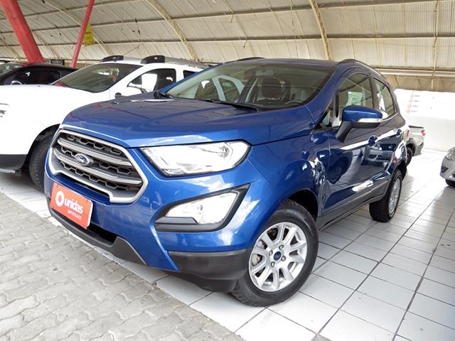 Ford Ecosport 1.5 tivct flex se manual - Foto 2