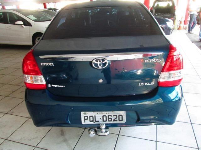 Toyota Etios sedan 1.5 xls automatc - Foto 5