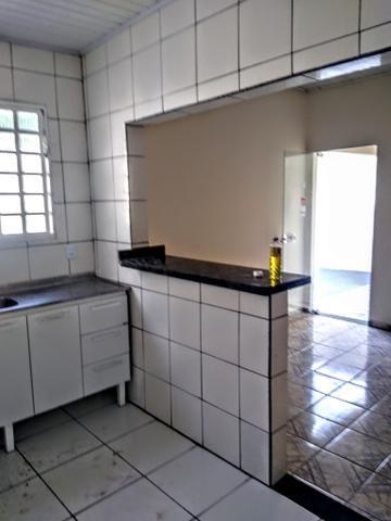 Casa atrás da justiça federal aluguel 1.100 reais