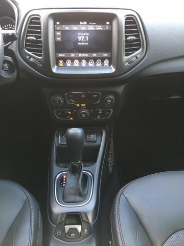 Jeep Compass Longetude 2.0 2018 Flex Automático - Foto 11