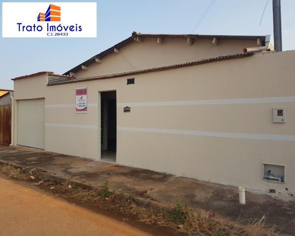 Excelente casa para locação no setor nordeste, formosa-go - Foto 2