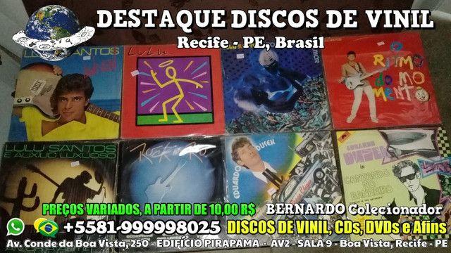 Raridades da Música em Vinil, CDs e DVDs, Edificio Pirapama, Boa Vista, Recife - PE - Foto 6