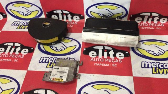 Kit Air Bag Completo Agile / Montana