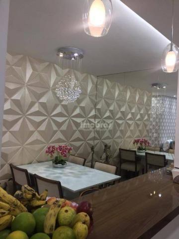 Apartamento com 3 dormitórios à venda, 65 m² por R$ 275.000,00 - Cambeba - Fortaleza/CE - Foto 10