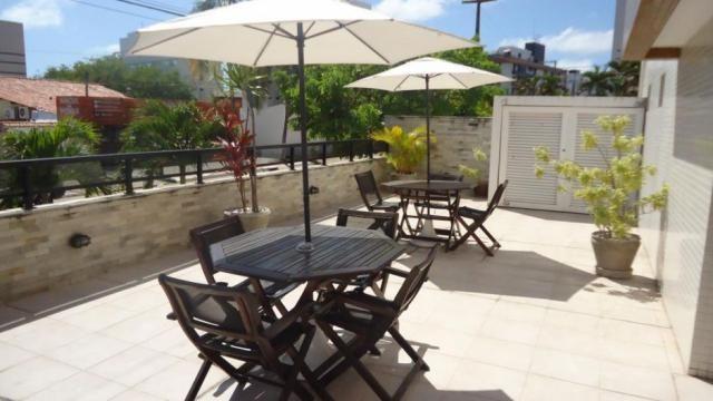 Apartamento para alugar com 2 dormitórios em Tambaú, João pessoa cod:15441 - Foto 12