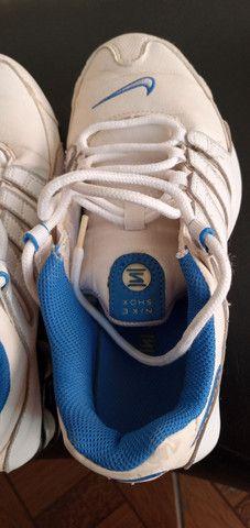 Nike shox  semi novo n 34 - Foto 3