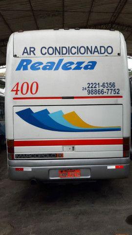 Ônibus Marcopolo Viaggio, Scania K113, 1998 - Foto 2
