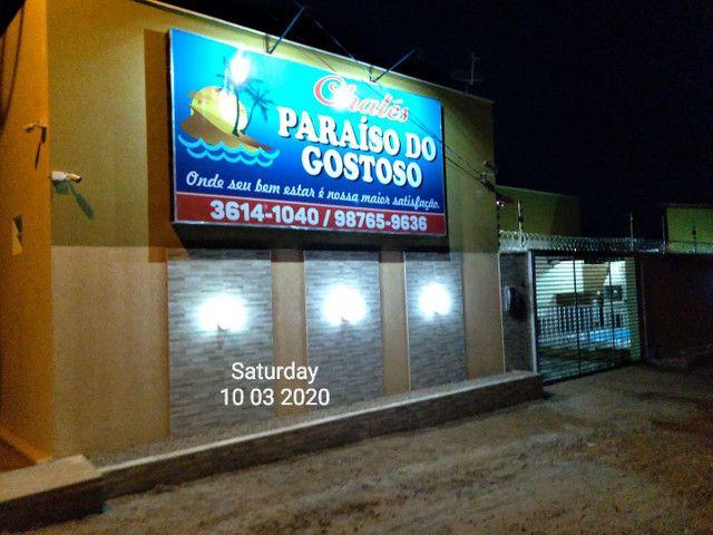 Chales novos no centro de São Miguel do gostoso temos vagas para o feriado 21/11