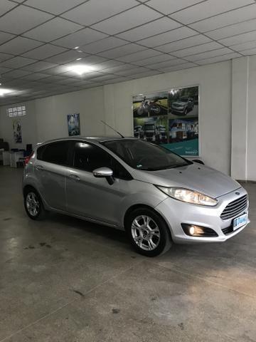 Ford New Fiesta automático