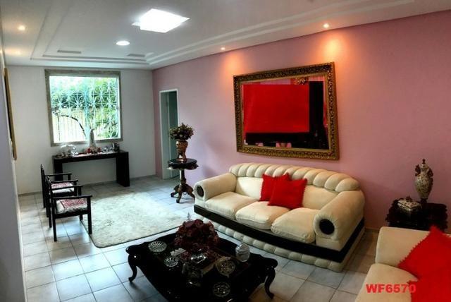 Casa duplex bairro Parquelândia, 5 quartos, 3 vagas, reformada, projetada, - Foto 2