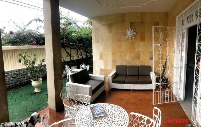 Casa duplex bairro Parquelândia, 5 quartos, 3 vagas, reformada, projetada, - Foto 19