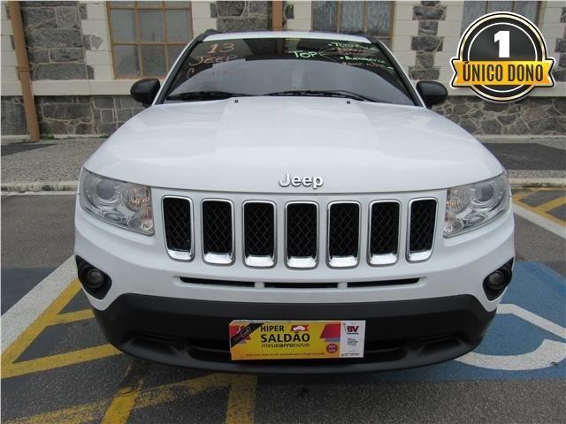 Jeep Compass 2.0 sport 4x2 16v gasolina 4p automático - Foto 3