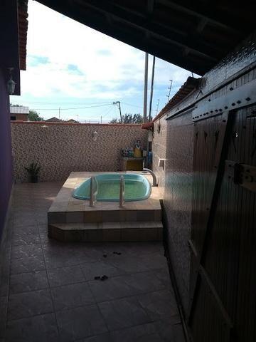 Linda Casa na Praia Sta Irene R. Ostras + 3 Quartos + Aceitando Permuta e Propostas - Foto 3