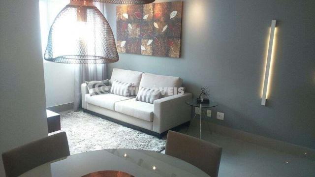 Apartamento à venda com 3 dormitórios em Sagrada família, Belo horizonte cod:578091 - Foto 7