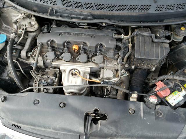Civic 2011 Cambio Manual, cor cinza carro com 130 mil km - Foto 3