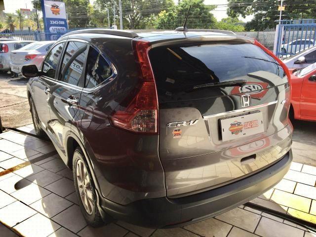 CR-V EXL 4x4 2.0 AT 2012 - Foto 4